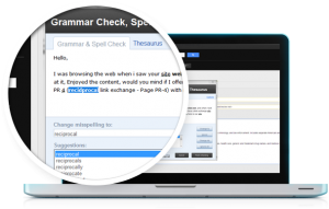 grammar and spell-checking websites