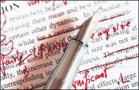 Sharp words editing and writing services